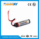 High Energy Density (ER14505M)를 가진 Smart Water Meters를 위한 3.6V Lithium Ion Battery