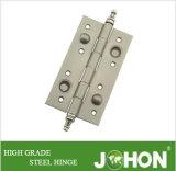 鋼鉄または鉄のハードウェアの機密保護のドアの金属のヒンジ(150X82mmのゲートのアクセサリ)