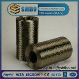 Torcitura della fibra del basalto tagliata alta stabilità
