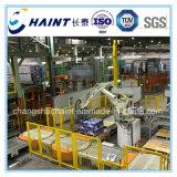 Transporte da carga de unidade e robô automático Palletizer