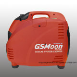 Gerador monofásico padrão da gasolina da C.A. 1800W 4-Stroke Digitas