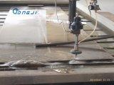 Waterjet切口のチタニウムシート