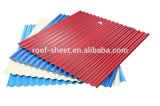 Wasserdichtes UPVC Plastikdach-Blatt in China