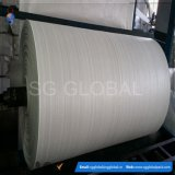 Tissu tissé par polypropylène tubulaire de l'usine pp de la Chine
