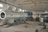 PVC 50mm空の壁の黙秘者の排水の管の生産ライン110mm