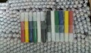 12ml*18 kleuren Geplaatst AcrylVerf voor Jonge geitjes