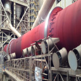 Forno rotante dell'alta sabbia di ceramica efficiente dalla fabbricazione della Cina