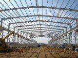 Acero estructural, taller de la estructura de acero