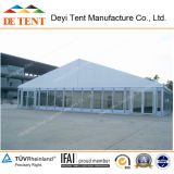 Grand Exhibition Tent avec ABS Walls ou Glass Walls