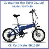 Faltendes E-Fahrrad mit versteckter Batterie 36V 10ah