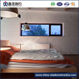 China Prefab ou Prefabricated Mobile Container House com WC (cabine de contentores)