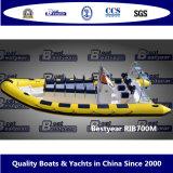 De Boot van Bestyear Rib700m