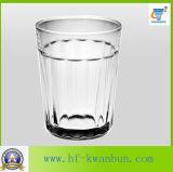 高品質の明確なガラスコップのウィスキーのコップビールコップのKbHn0232