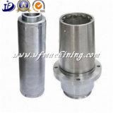Piezas que trabajan a máquina trabajadas a máquina OEM del CNC del aluminio con servicio trabajado a máquina