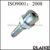 (14211) Garnitures de tube hydrauliques de joint circulaire mâle d'Orfs