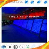 Wasserdichter im Freienledsignage-einzelne Zeile LED-Bildschirmanzeige-Baugruppee