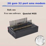 32 di SIM GSM del Gateway di sostegno di Ussd multi SIM modem di prezzi bassi