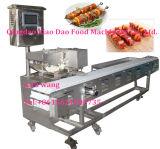 Grande máquina de Satay da máquina/Skewer da carne do Skewer