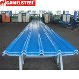 中国Camelsteelからの波形の鋼鉄屋根ふきシート
