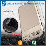 Cubierta delgada de la armadura activa rugosa de la serie de la cámara acorazada de Caseology para el iPhone 6/6s