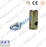 Aço inoxidável / aço carbono / soquete de elevação com alça de elevação