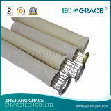 Sacchetto filtro del feltro dell'ago di filtrazione P84 dell'aria per l'officina siderurgica