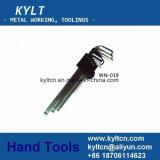 установленным покрынный кромом ключ Ален шарового наконечника 9/10PS
