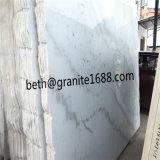 Marmo di pietra naturale bianco della Cina Carrara