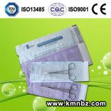 Chirurgische medizinische wasserdichte selbstdichtende flache Sterilisation-Tasche