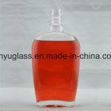 Bottiglia di vetro del vino di Xo, bottiglia di vetro dell'alcool per liquore