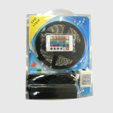diodo emissor de luz Strip de 60LEDs/M 5050 RGB Waterproof
