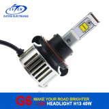 Heißes Sell LED Headlight H13 Hi/Lo Bulbs 40W 4500lm