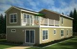 Bewohnbarer und bequemer heller Stahl-vorfabriziertes Haus (KXD-pH26)