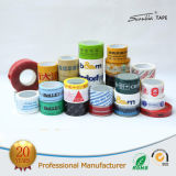 Modificar la cinta del embalaje para requisitos particulares de BOPP, cinta clara estupenda, cinta transparente del embalaje