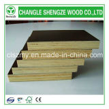 Preto e Brown Film Faced 8-21mm Marine Plywood Film Faced Plywood