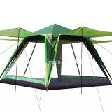 Tente instantanée automatique extérieure de camper/plage avec la porte 4