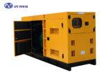 水はライン125kVAのディーゼル発電機の6シリンダーを冷却した
