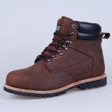 Les travaux de construction de chaussures de travail de Goodyear amorcent des chaussures de sûreté de Goodyear Welted