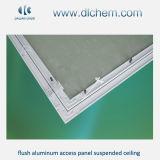 Painel de acesso de alumínio nivelado