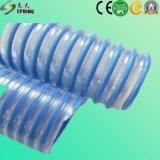 Mangueira de descarga de sucção de água de PVC