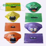 Non jetable Woven 3ply Surgical Face Mask pour Medical/Hospital