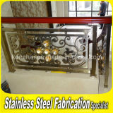 中国Aluminum StairかDecorationのためのBalcony Railing