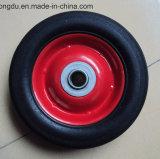 Rodas de borracha sólida de carga pesada de uso durável