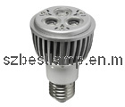 UL del CE de los bulbos de Dimmable PAR20 LED