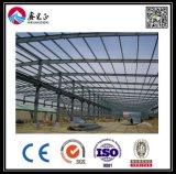 Almacén de la logística de la estructura de acero