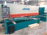 Hydraulische /Hydraulic van de Scheerbeurt van de Straal van de Schommeling (QC12K-8*5000) Scherpe Machine met de Certificatie van Ce en van ISO