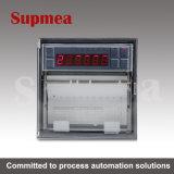 Registrador da temperatura para o registrador do papel da pressão dos registradores de carta do congelador