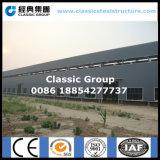 Struttura d'acciaio della fabbrica del gruppo di lavoro del magazzino di montaggio di disegno