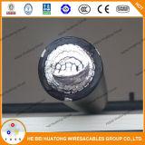 알루미늄 Rhh/Rhw 2kv 600 Mcm XLPE PV 케이블