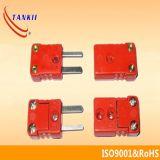 ANSIの標準熱電対コネクター(タイプK/E/T/N/S)